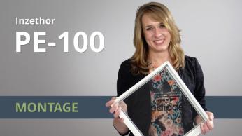 Montage video Inzethor PE-100